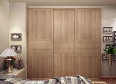衣柜移门选购小诀窍 打造卧室高品质