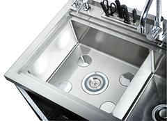 集成水槽的选购诀窍 让厨房更完美