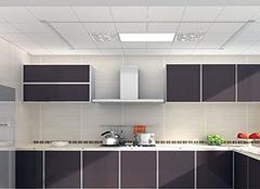 厨房吊顶材料解析 让厨房更美丽