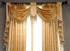 麻布窗帘面料怎么样 给你与众不同的效果