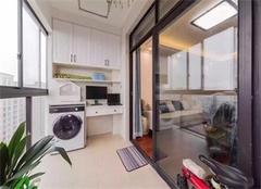用亲身经历告诉你 阳台放洗衣机真的好使