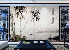 艺术瓷砖背景墙 为你生活品质加分