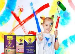 儿童涂料选购要点 为孩子打造健康的环境