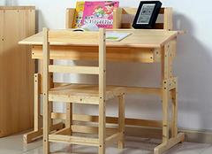 儿童桌椅设计五大原则 让孩子生活更出彩