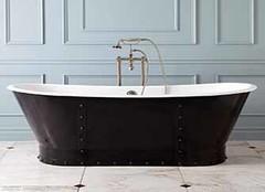 卫浴百科之浴缸排水管堵了怎么办?
