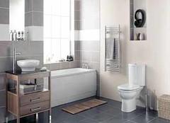 老浴室换新颜 完美的浴室改造方案