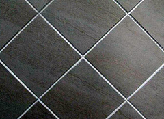 瓷砖缝隙难处理 填缝材料要选对