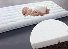 婴儿床垫什么材质好 婴儿床垫的选购方法