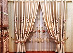 选购粗糙质地布艺百叶窗帘方法 给你好的选择