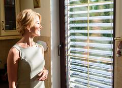 新型太阳能百叶窗帘 给你不一样的环保