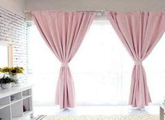 综合考虑选购窗帘方法 色彩质地花纹图案