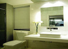 卫浴百叶窗选购小诀窍 打造靓丽卫浴环境