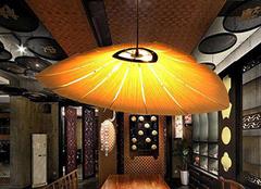 五款东南亚风格客厅吊灯 简直美爆了!