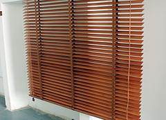 怎样挑选遮阳塑铝百叶窗帘 让家装瞬间提升档次