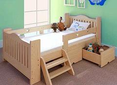 实木儿童床怎么选择好 一秒就有答案