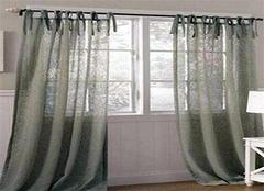 购买窗帘的经验分享 整洁美观不变形