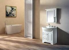 小个头大智慧  浴室柜样式详解