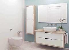 浴室柜怎么选?  小编来给您划重点