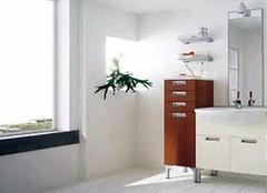 卫浴百科之浴室柜五大材质解析