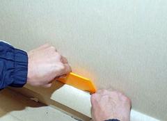 墙纸施工四步骤 看完胜过装修师