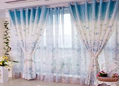 配套定做窗帘布艺 整个房间就美了!