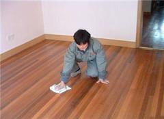 地板打蜡流程步骤有哪些 别让你的好心办坏事