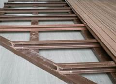 塑木地板安装方法有哪些  施工注意事项要牢记