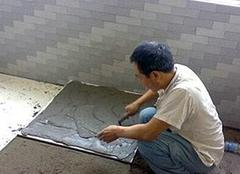 瓷砖铺贴哪种好 干铺湿铺有区别