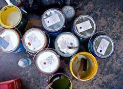 油漆材料是怎么进场的?油漆材料进场过程详解