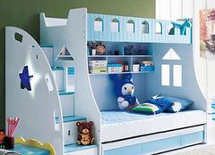 子母床的优点分析 家中有宝宝必备