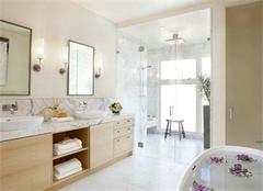 不同户型最适合的卫生间干湿分离攻略 让你装修不再纠结