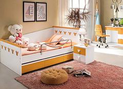 儿童床头柜选购小知识 宝妈们赶紧看
