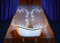浴室墙纸正确选择方法 做到防潮最关键
