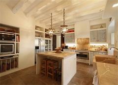 打造开放式厨房的注意事项 轻松做到实用与颜值并存