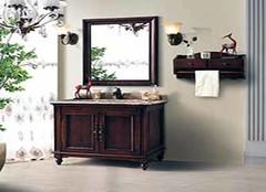仿古浴室柜十大品牌 大品牌才放心