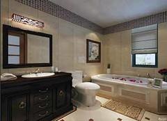 如何保养仿古浴室柜 齐装小编给你划重点