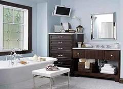 你对仿古浴室柜有误解吗?小编来平反啦