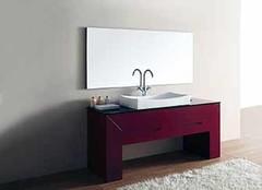 装修管家:五招教您分辨实木浴室柜的真假