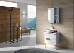 各类材质浴室柜优缺点大比拼 拯救选择困难症