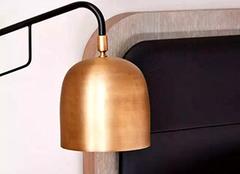铜质落地灯的优点分析 打破死板概念