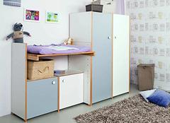 儿童衣柜选购三个注意要点 必看知识