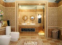 卫生间瓷砖搭配 为你的生活增添色彩