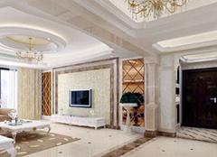 客厅瓷选择和施工注意事项 让你不再走弯路