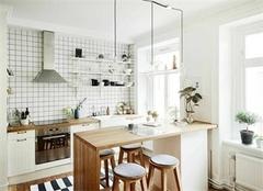 五种厨房装修设计风格 带你感受不同厨房的魅力