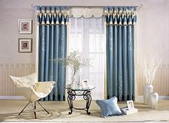 布艺窗帘如何选购好 让家居更清晰亮丽