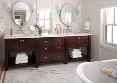 橡胶木浴室柜怎么样? 全面解析橡胶木浴室柜