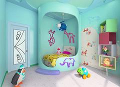 盯紧这些儿童房装修注意事项 儿童房装修不再有烦恼