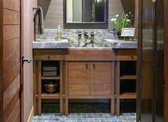 实木浴室柜怎么样 先了解优缺点再入手