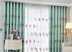 挑选电动窗帘轨道注意事项 让你的房间浪漫动人