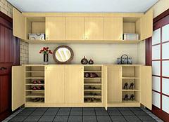 三种玄关鞋柜让你的房间告别凌乱